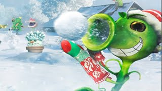 getlinkyoutube.com-Plants Vs. Zombies: Garden Warfare Feastius Day 1 Christmas Special Pack