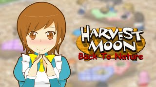 getlinkyoutube.com-Harvest Moon in a Nutshell - Back to Nature / Friends of Mineral Town