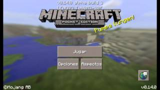 getlinkyoutube.com-Como jugar multijugador o crear server en minecraft PE sin apps (con dirección ip) 0.15.0