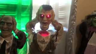 getlinkyoutube.com-Indoor Halloween Decorations (Huge Collection)