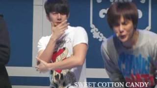 getlinkyoutube.com-100605 SS501 Hyung Jun - LOVE YA, Dry rehearsal
