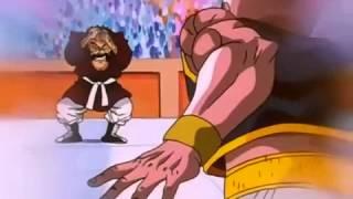getlinkyoutube.com-Dragonball Gt majuub vs mr satan