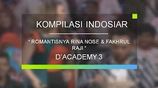 getlinkyoutube.com-Romantisnya Rina Nose & Fakhrul Razi di D'Academy 3