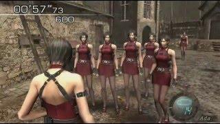 getlinkyoutube.com-Resident Evil 4 Mod - Ada Wong por Ganados v.1.5
