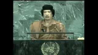 getlinkyoutube.com-Russian - Муаммара Каддафи на Генеральной Ассамблее ООН
