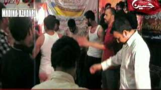 Jhirkaan Jhal Jhal Aai Khari Haan ( Arbaeen ( Chahlum IMAM HUSSAIN(a.s.) Macerata ( italy )
