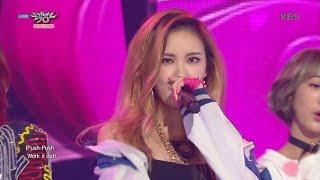getlinkyoutube.com-[kbs world] 뮤직뱅크 - EXID, 더 핫해진 역주행 여신들의 귀환 'HOT PINK'.20151120