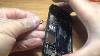 getlinkyoutube.com-iPhone 5 Water Damage Repair