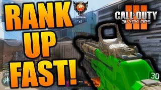 getlinkyoutube.com-Black Ops 3: HOW TO RANK UP FAST IN BLACK OPS 3! - How To Get More XP and Prestige In Black Ops 3!