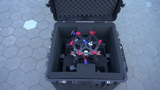 getlinkyoutube.com-DJI S900 - A2 - ZEN GH4 with Case - Build Review & Tips