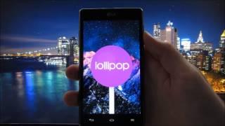 getlinkyoutube.com-LG Optimus G running Android 5.0 Lollipop