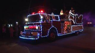 getlinkyoutube.com-2016 Wallington,NJ Fire Department Holiday Parade  11/26/16