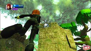 getlinkyoutube.com-Black Widow stars in Widow's Tomb a Disney Infinity Toy Box preview