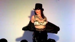 getlinkyoutube.com-Cha Cha Fever - Burlesque Vermouth - Santiago de Chile 2016