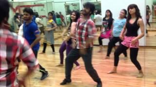 Saree ke fall sa (learn dance steps) Devesh Mirchandani 9819765388
