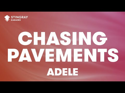 Chasing Pavements download