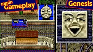 getlinkyoutube.com-Thomas the Tank Engine & Friends ... (Sega Genesis)