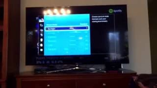 getlinkyoutube.com-Samsung Smart TV:  Turn off screen but leave audio playing