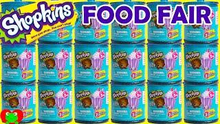 getlinkyoutube.com-Shopkins Season 4 Food Fair Candy Jars Complete Set
