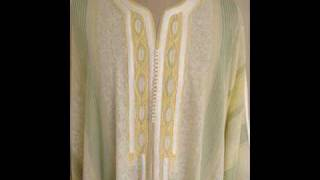 getlinkyoutube.com-اللباس التقليدي المغربي الاصيل  Authentic robe traditionnelle marocaine