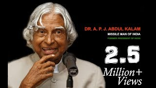 getlinkyoutube.com-Dr. APJ Abdul Kalam Biography in Hindi By Gulzar Saab Motivational Story