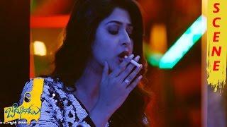 getlinkyoutube.com-Sonarika Bhadoria Smoking Cigarette - Comedy Scene - Jadoogadu Movie Scenes