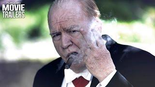 Churchill Trailer - Brian Cox's D-Day Drama