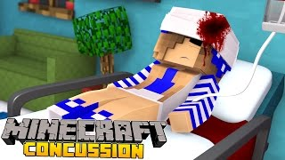 getlinkyoutube.com-Minecraft Concussion-LITTLE CARLY IS IN A COMA!!