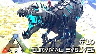 getlinkyoutube.com-ARK: ANNUNAKI GENESIS - BIONIC GIGANOTOSAURUS GIGA TRON !!! E10 (ARK SURVIVAL EVOLVED GAMEPLAY)