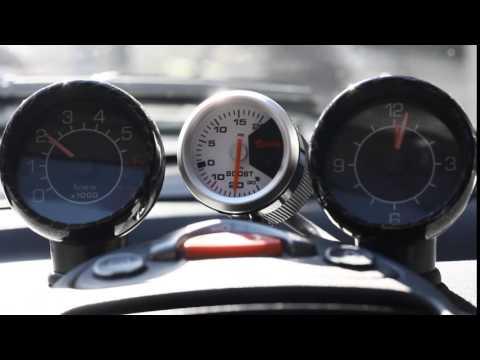 Smart ForTwo 450 Boost Gauge