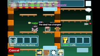 getlinkyoutube.com-Growtopia-Buying Science Station World!