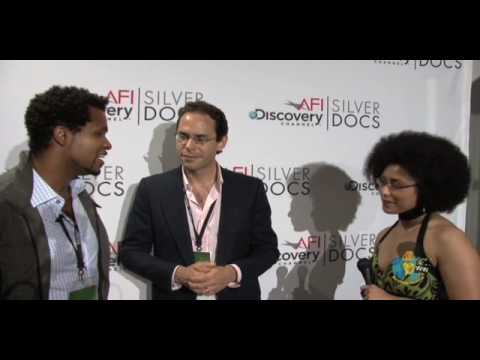Still Bill - Alex Vlack and Damani Baker at Silverdocs 2009 (On DVD Now!)