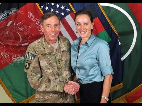 CIA Director David Petraeus Resigns: