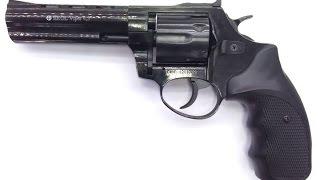getlinkyoutube.com-Сигнальный револьвер Екол Вайпер 4 5 черный