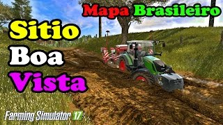 getlinkyoutube.com-Farming Simulator 17 - Sitio Boa Vista ( Mapa Brasileiro )
