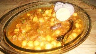 getlinkyoutube.com-Channa masala recipe  in TAMIL [சன்னா மசாலா]