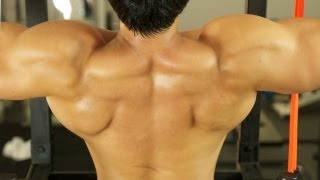 getlinkyoutube.com-V-Shape Back Workout