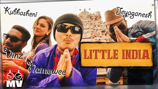getlinkyoutube.com-LITTLE INDIA! - Namewee+Vinz'+Jeyaganesh