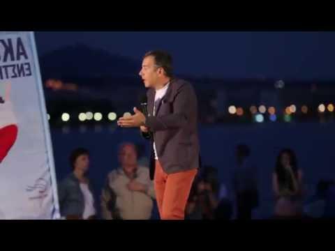 Ο Σταύρος Θεοδωράκης για τα βίντεο