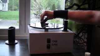 getlinkyoutube.com-Okki Nokki Mk IV record cleaning machine