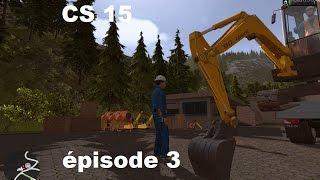 getlinkyoutube.com-construction simulator 2015 carrière suivi épisode 3