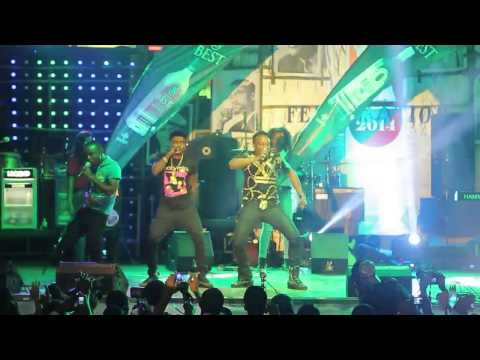 KCEE Performance at Felabration 2014
