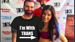 Telling His Parents his Girlfriend is TRANS | Caroland