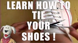 getlinkyoutube.com-Learn To Tie Your Shoes from Lots To Learn