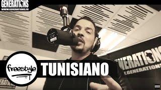 Tunisiano - Freestyle (Live des studios de Generations)