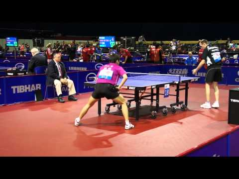 Table Tennis WTTC 2011 Rotterdam May 10th Chen Qi