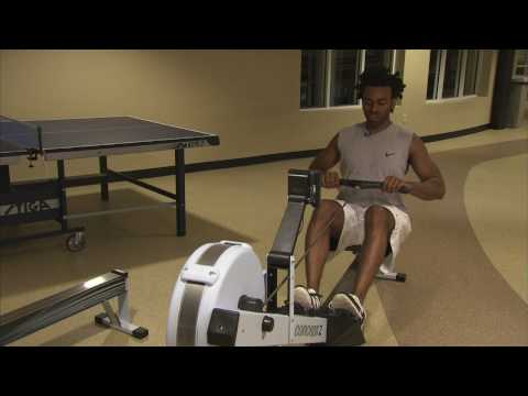 Workout Routines : How to Use the Rowing Machine