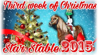 getlinkyoutube.com-Third week of Christmas in Star Stable 2015