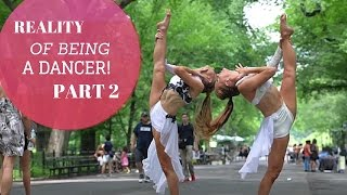 getlinkyoutube.com-Reality Of Being A Dancer: Part 2! | Teagan & Sam