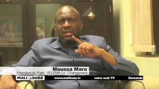 Les voeux 2016 de Moussa MARA pour le monde, le Mali et pour sa famille politique